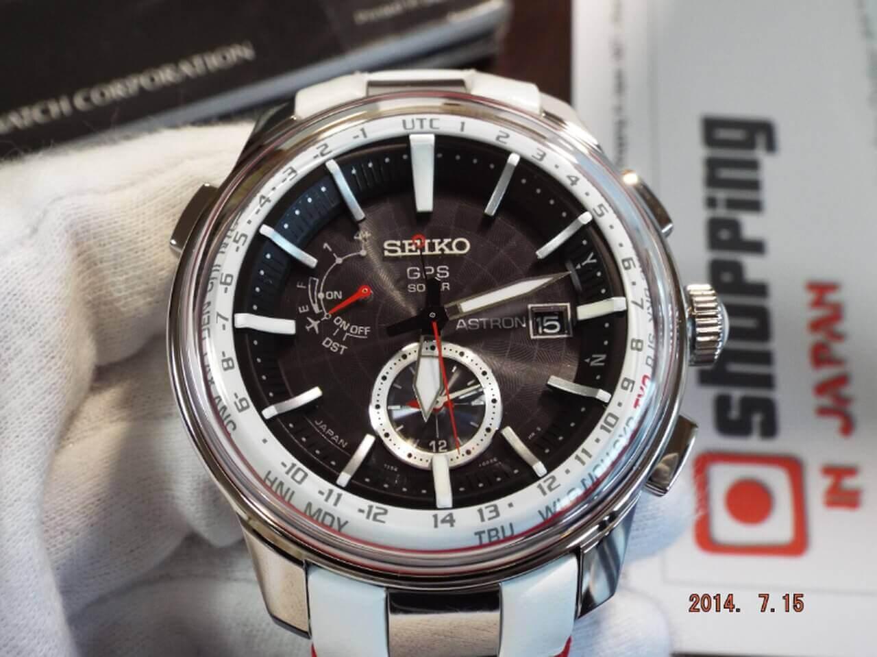 Seiko Astron SBXA045