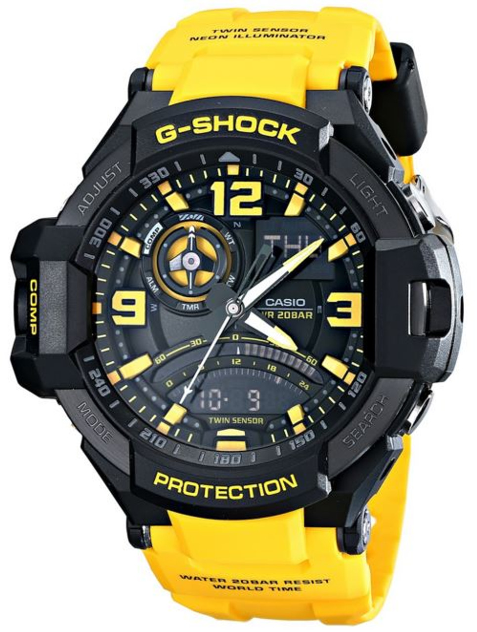 Casio G-Shock Sky Cockpit GA-1000-9BJF Aviation