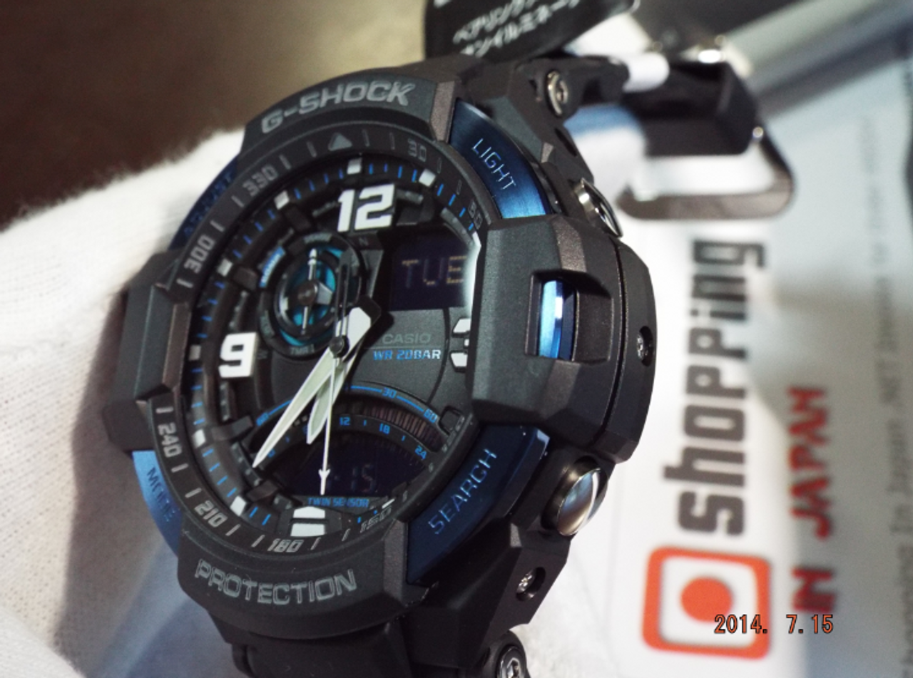 Casio G-Shock GA-1000-2BJF