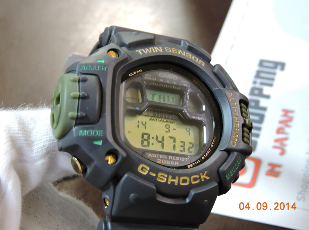 G-Shock Sky Force DW-6700J-3