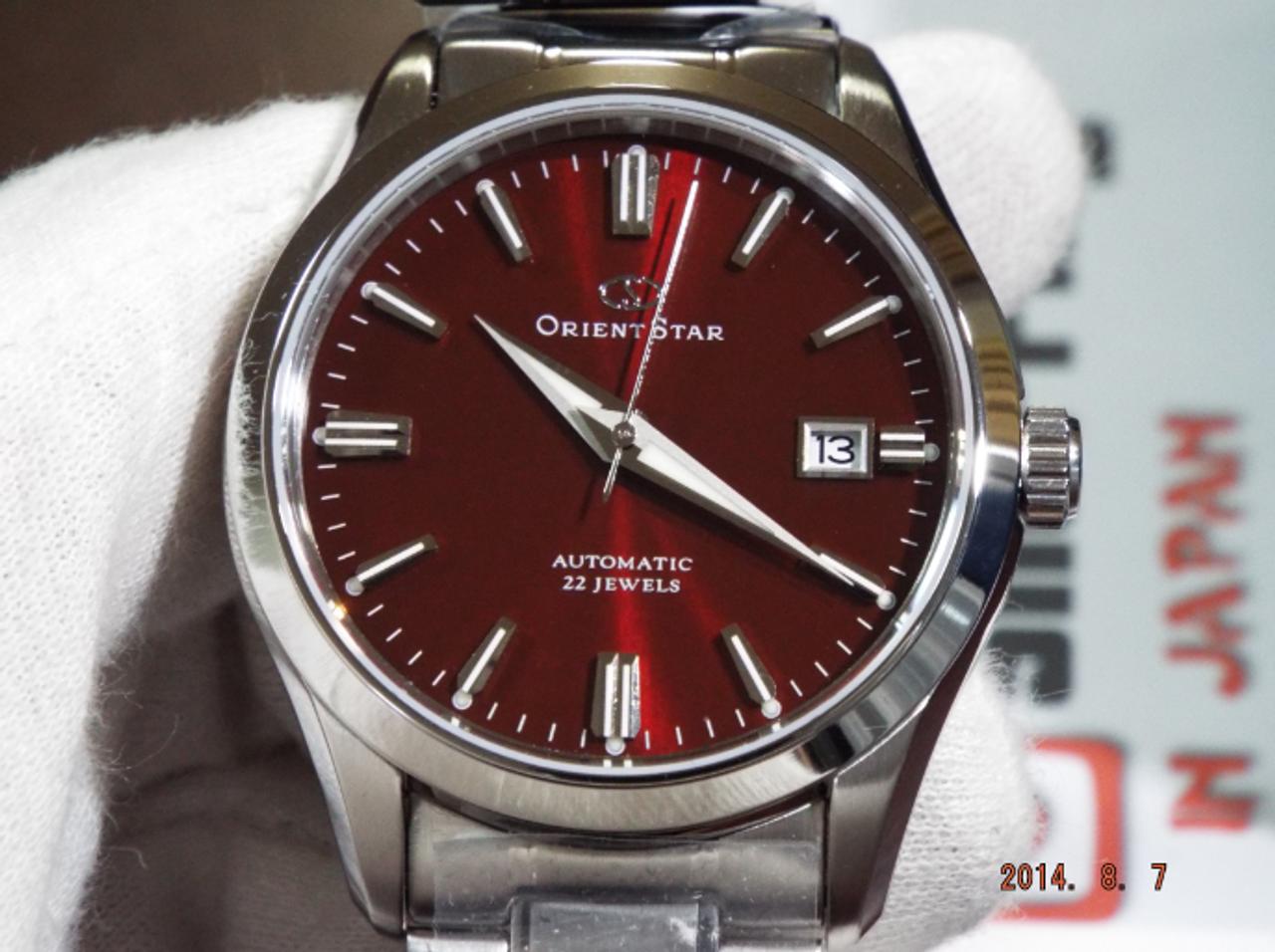 Orient Star WZ0041DV
