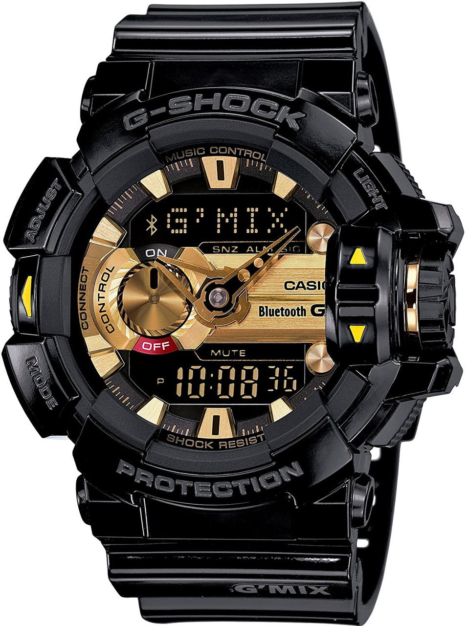 Casio G-Shock Bluetooth GBA-400-1A9JF G'Mix Series