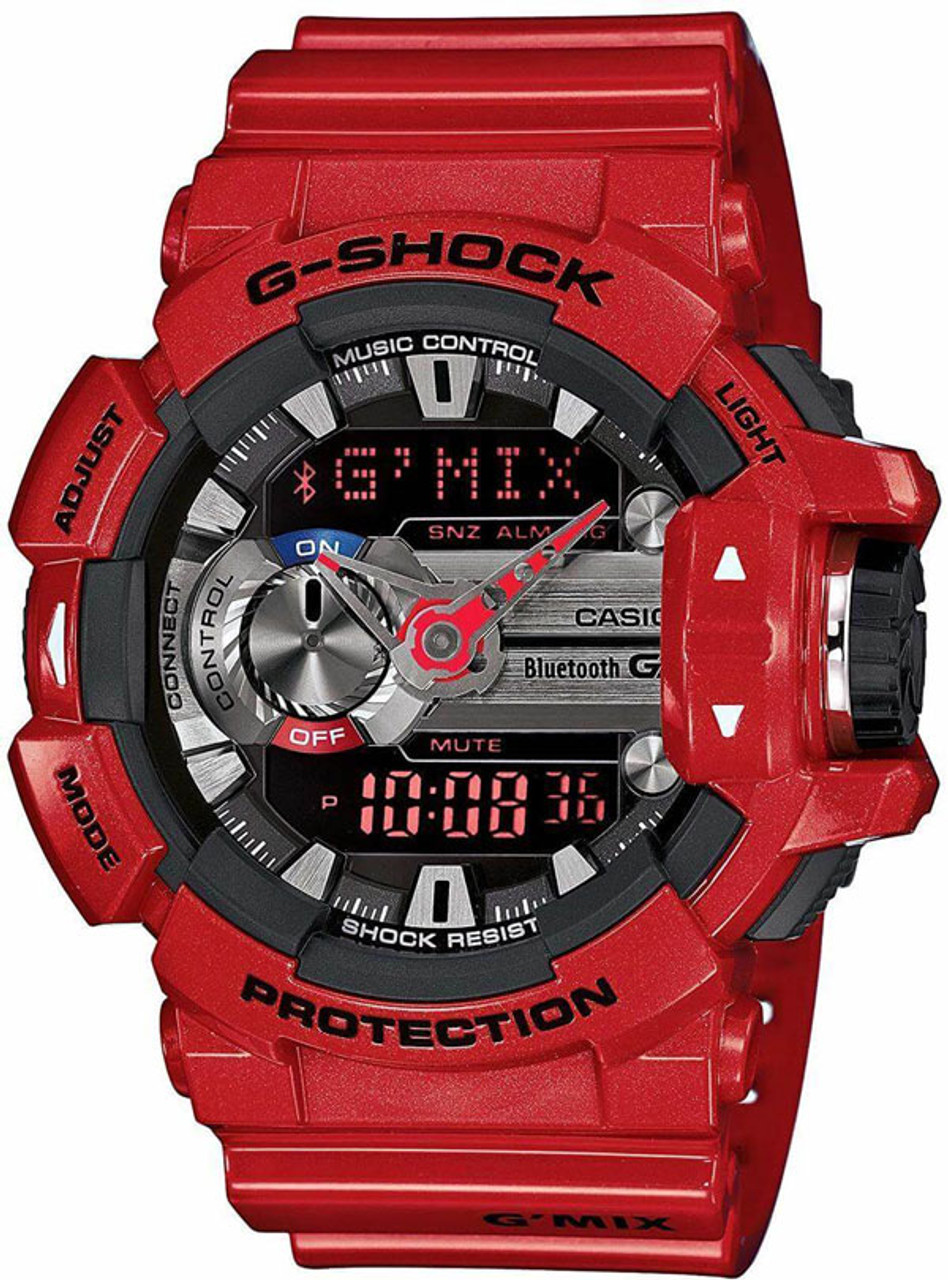 Casio G-Shock Bluetooth GBA-400-4AJF G'Mix Series