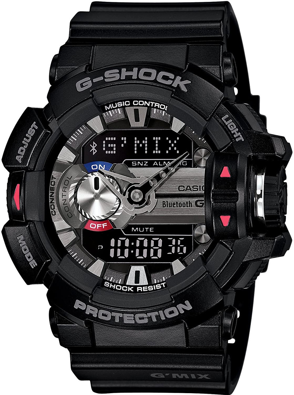 Casio G-Shock Bluetooth GBA-400-1AJF G'Mix Series