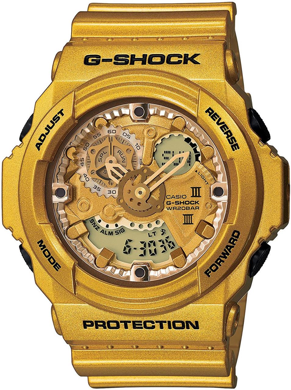Casio G-Shock GA-300GD-9AJF Crazy Gold