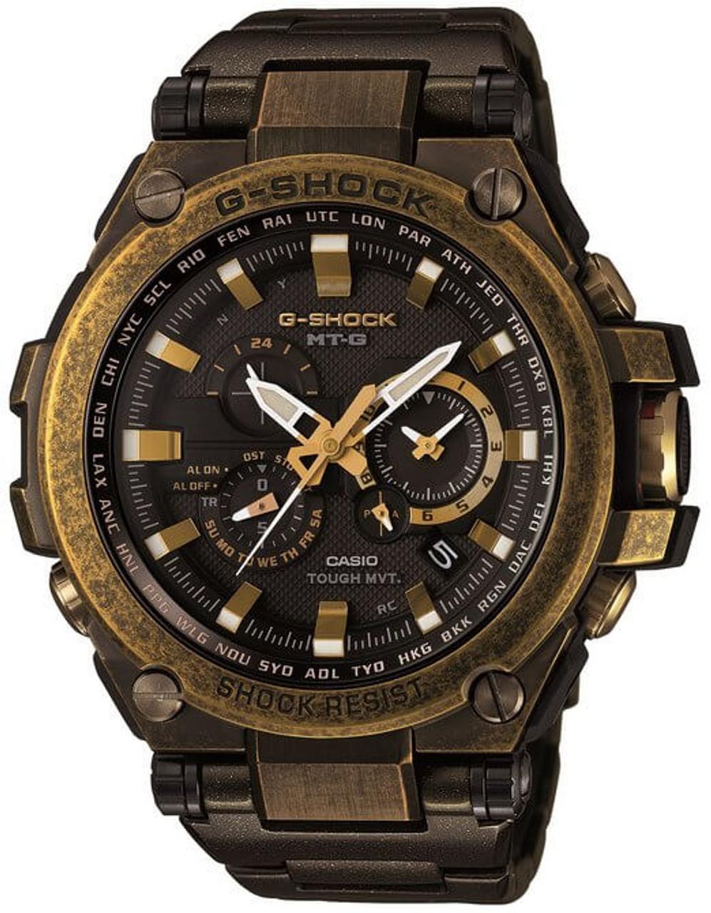Casio G-Shock MTG-S1000BS-1AJR Basel World Limited