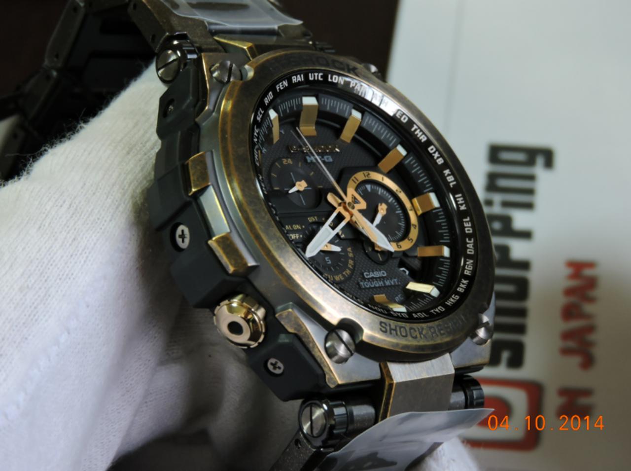 G-Shock MTG-S1000BS
