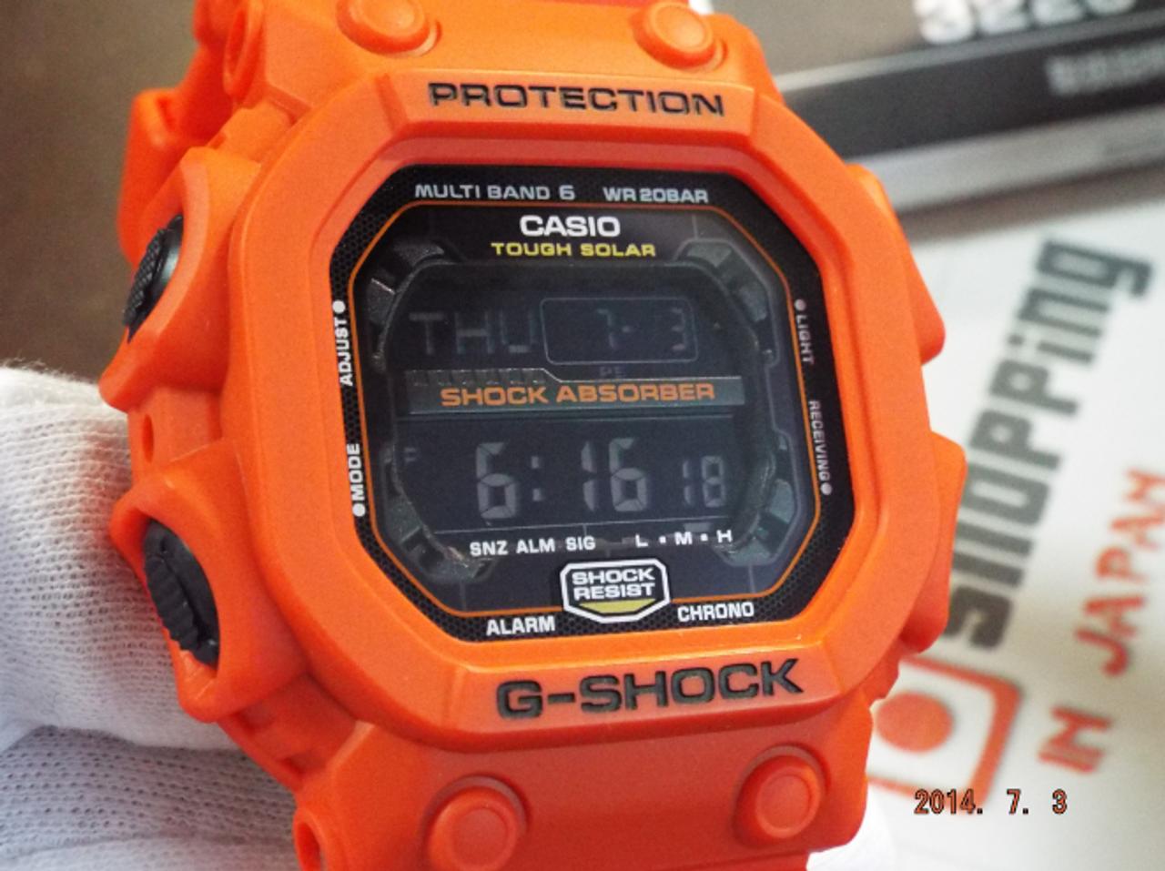 G-Shock GXW-56-4JF
