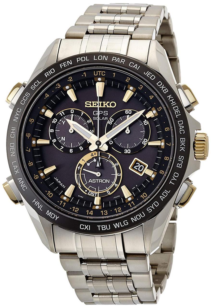 Seiko SSE007 Astron GPS SBXB007