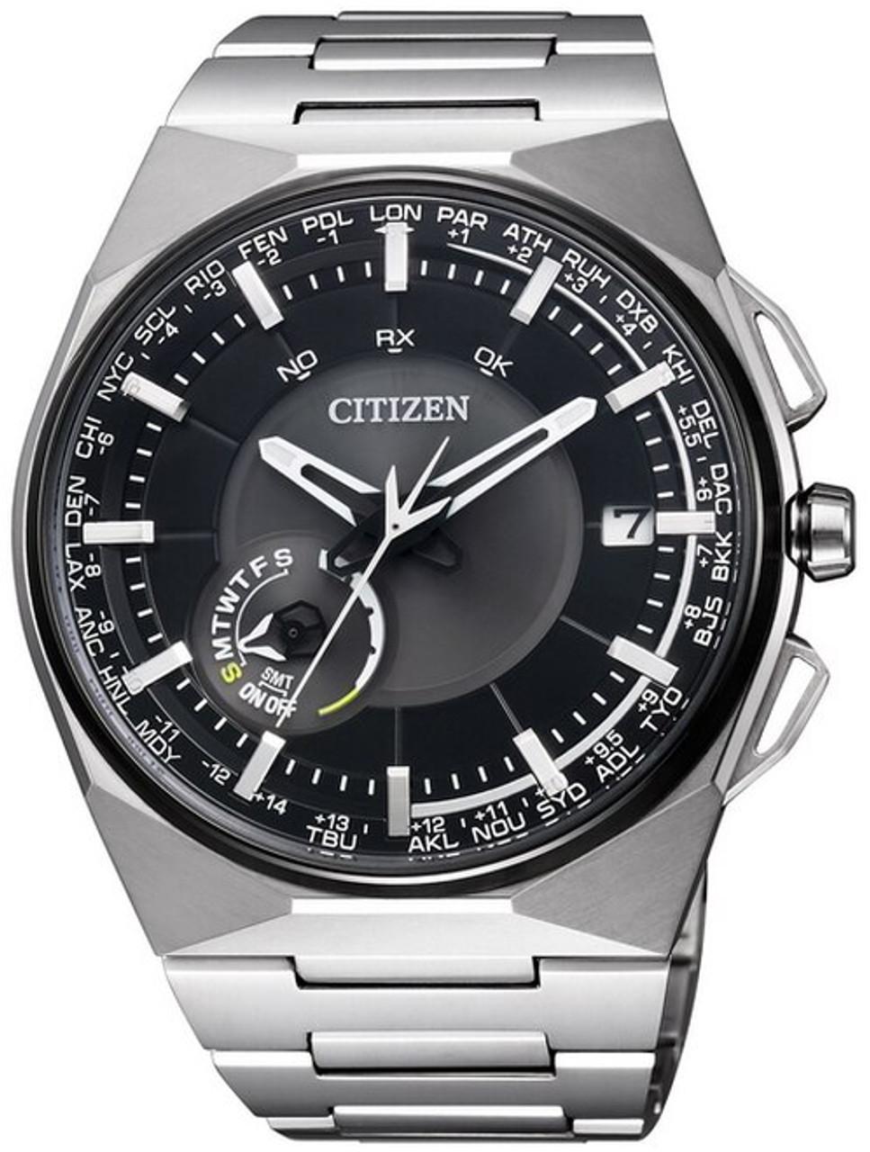 Citizen F100 Satellite Wave GPS CC2006-53E