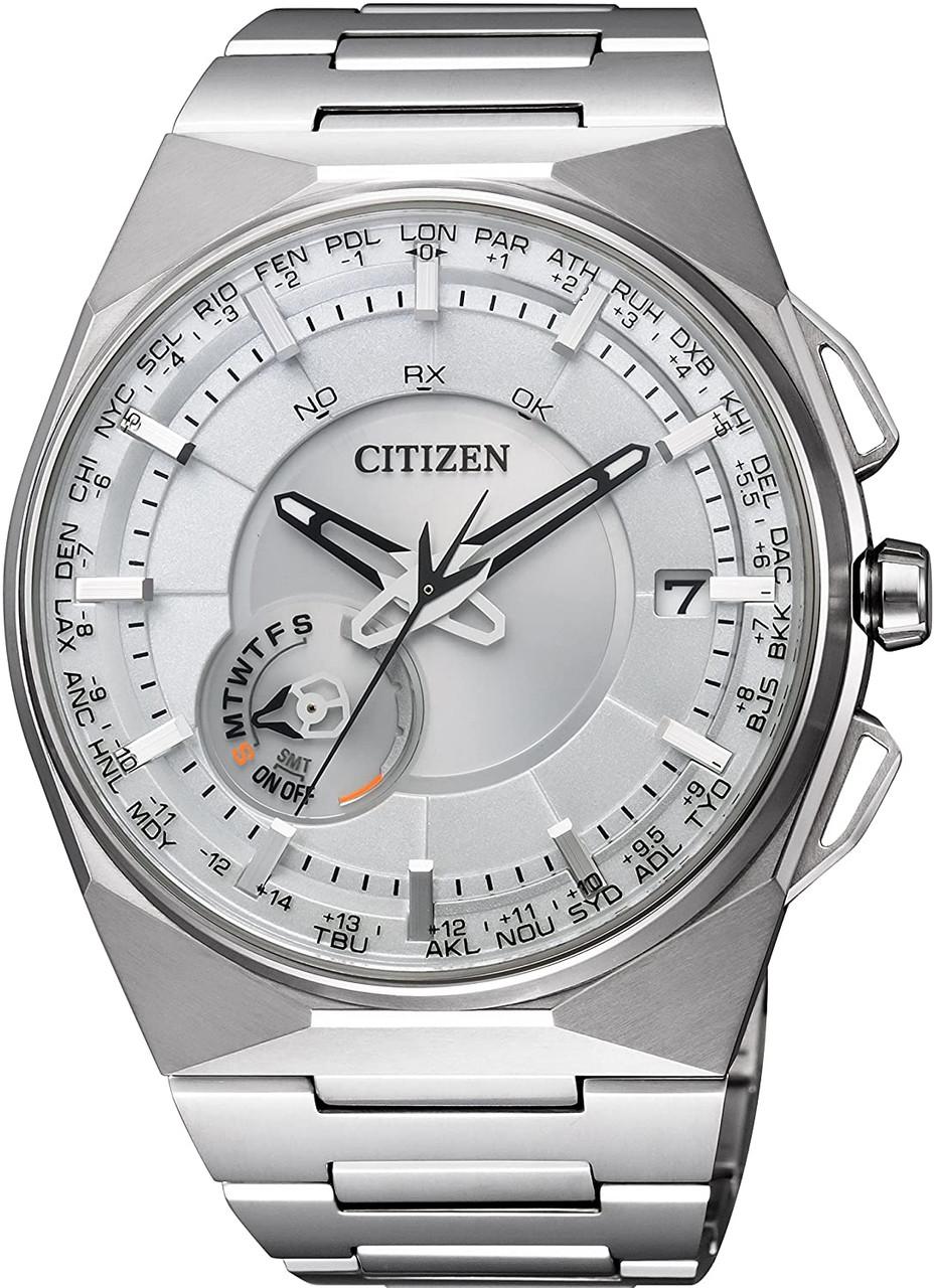 Citizen F100 Satellite Wave GPS CC2001-57A
