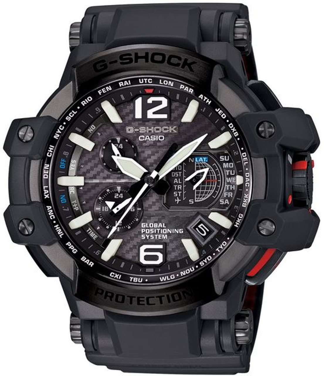 Casio G-Shock GPW-1000RAF GPS Aviator