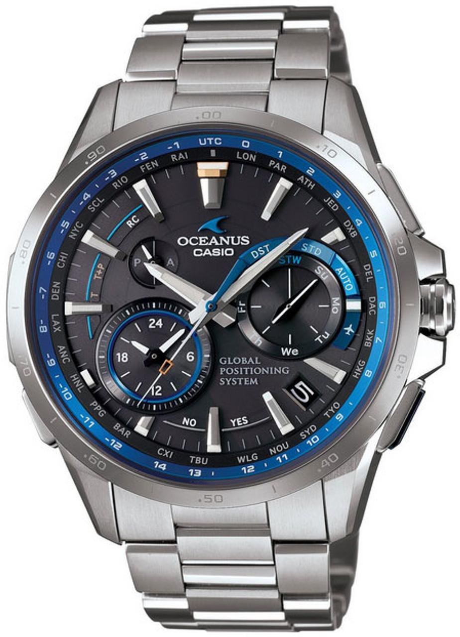 Casio GPS Oceanus OCW-G1000-1AJF