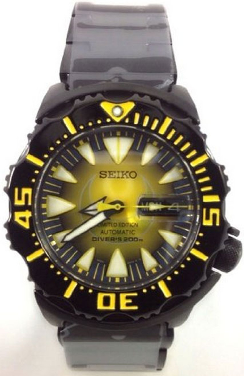Seiko Monster The Moon Limited Edition SRP457K1