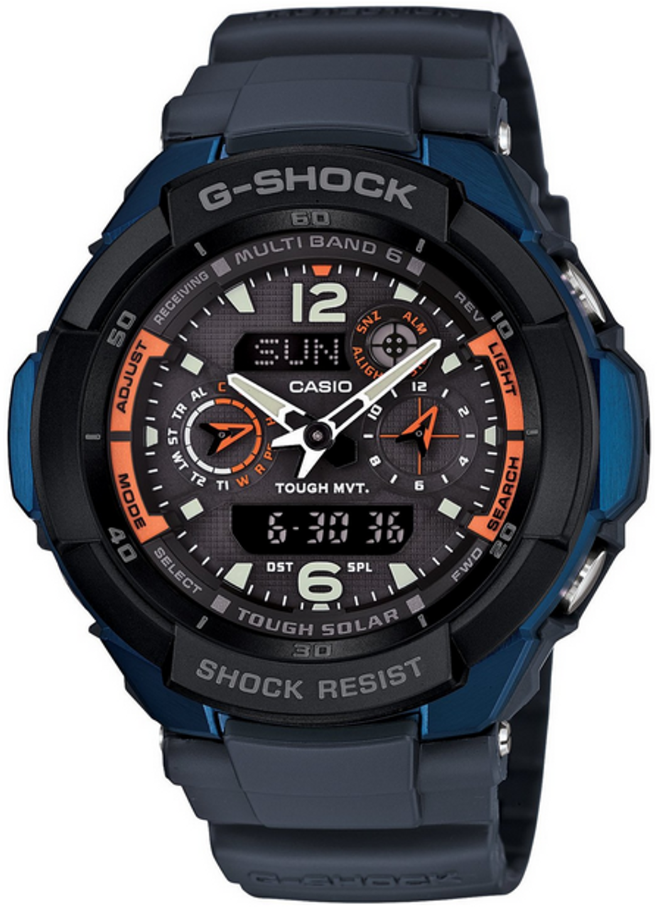 Casio G-Shock GW-3500B-2AJF Aviation