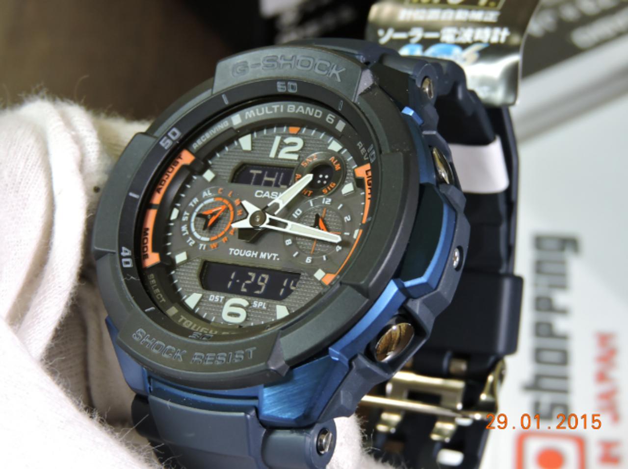 G-Shock GW-3500B-2AJF