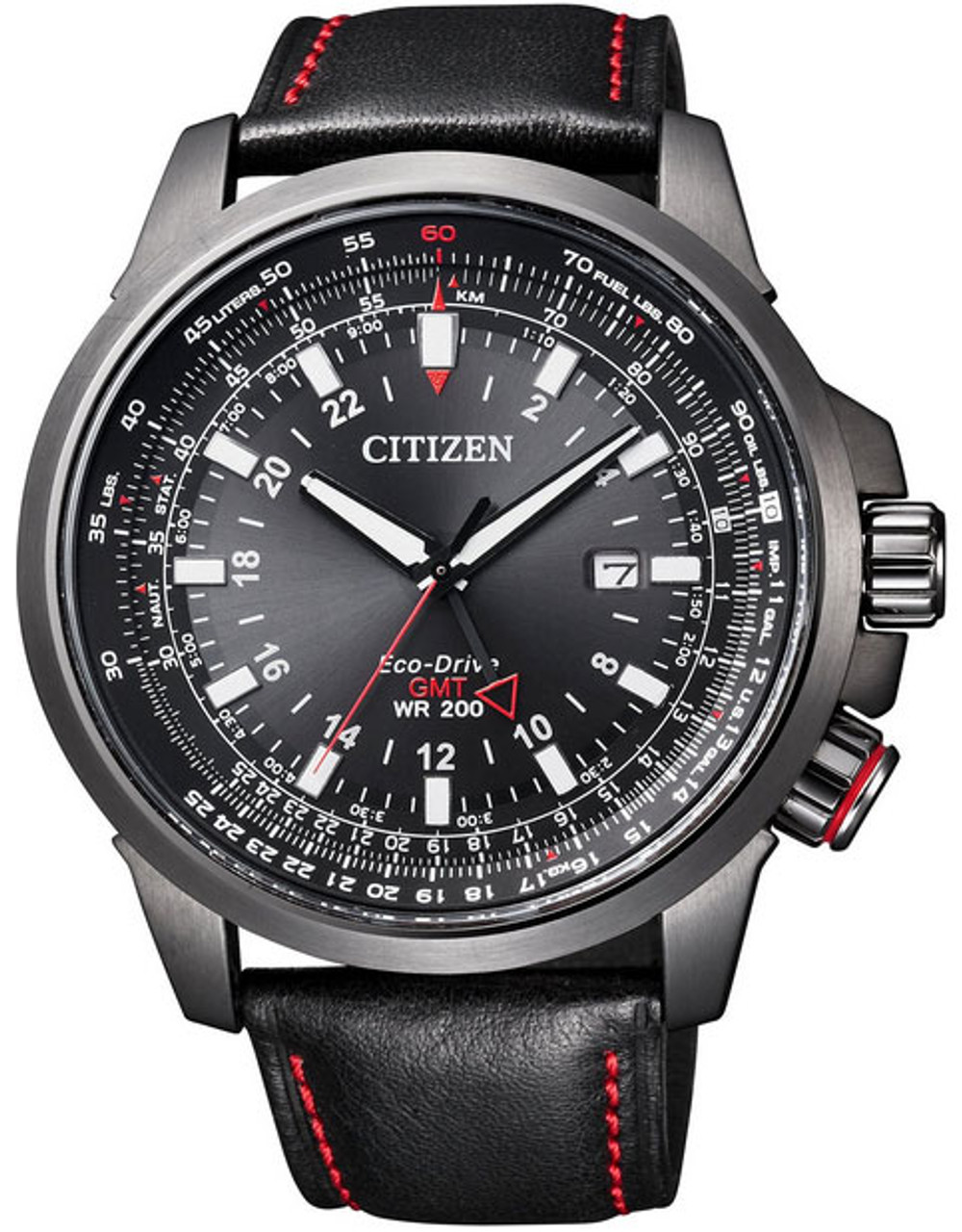 Citizen BJ7076-00E Promaster GMT