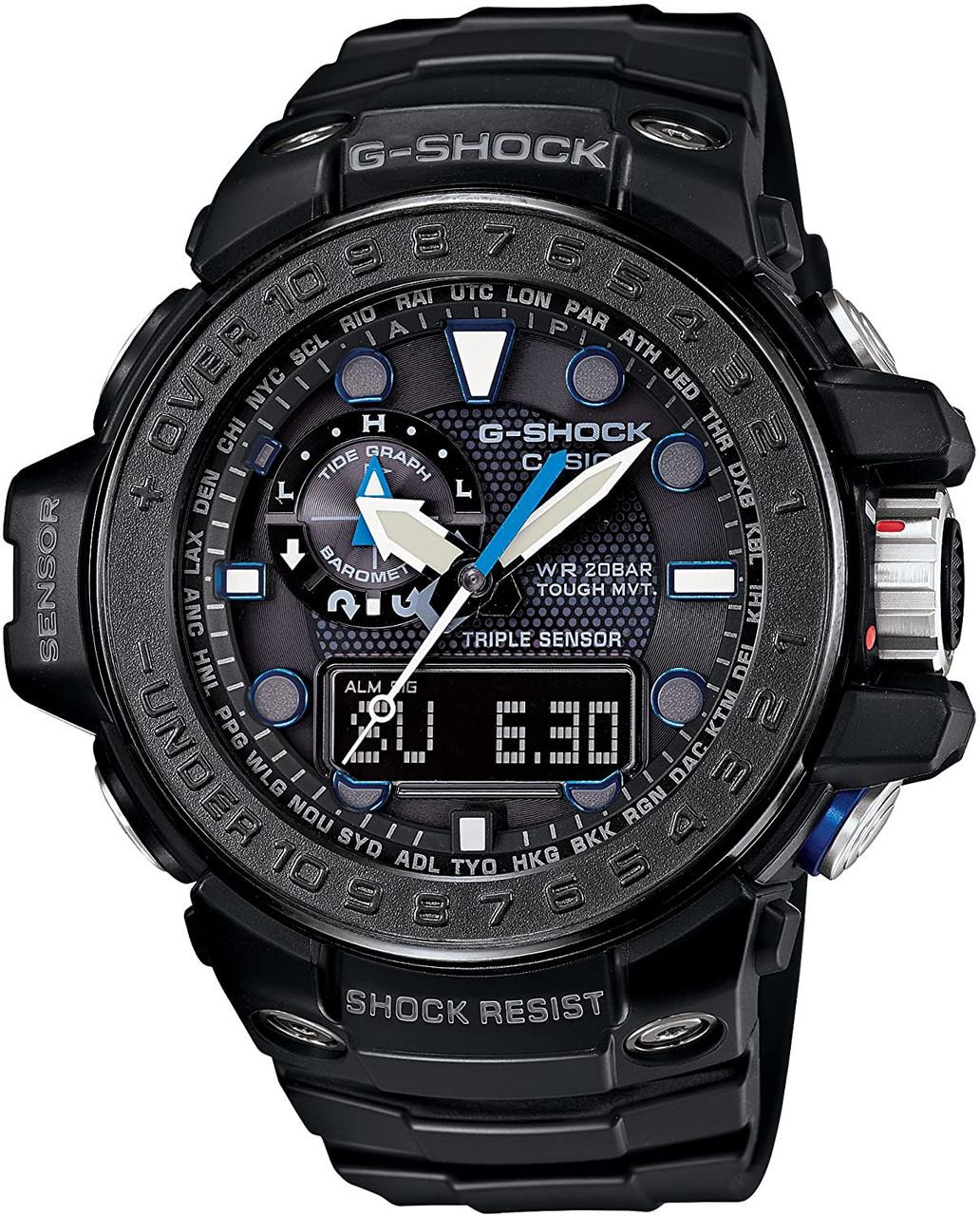 Casio G-Shock Gulfmaster GWN-1000C-1AJF