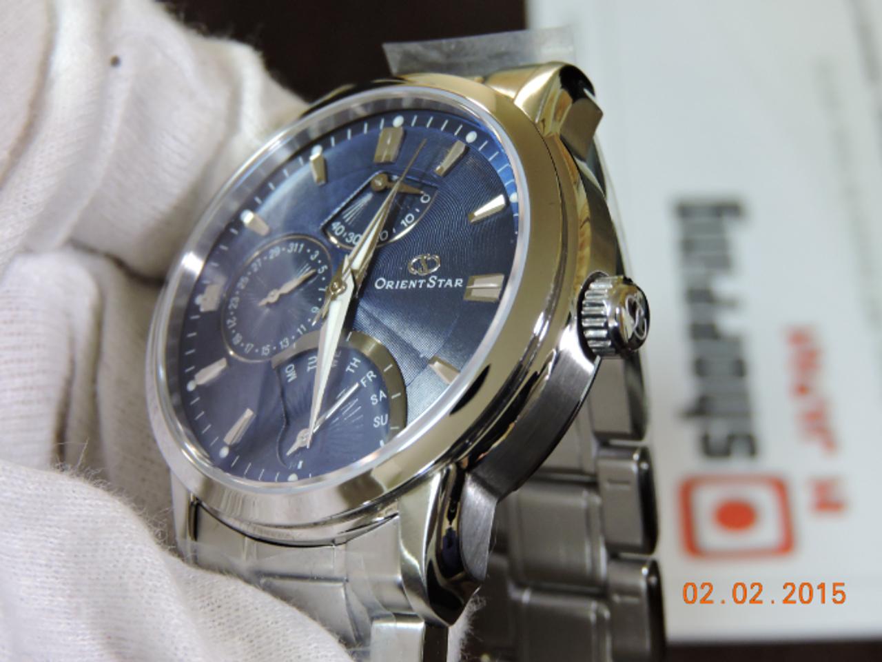 Orient WZ0051DE