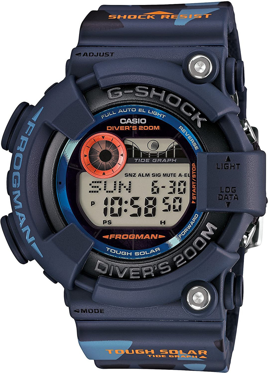 Casio Frogman GF-8250CM-2JR Men in Camouflage