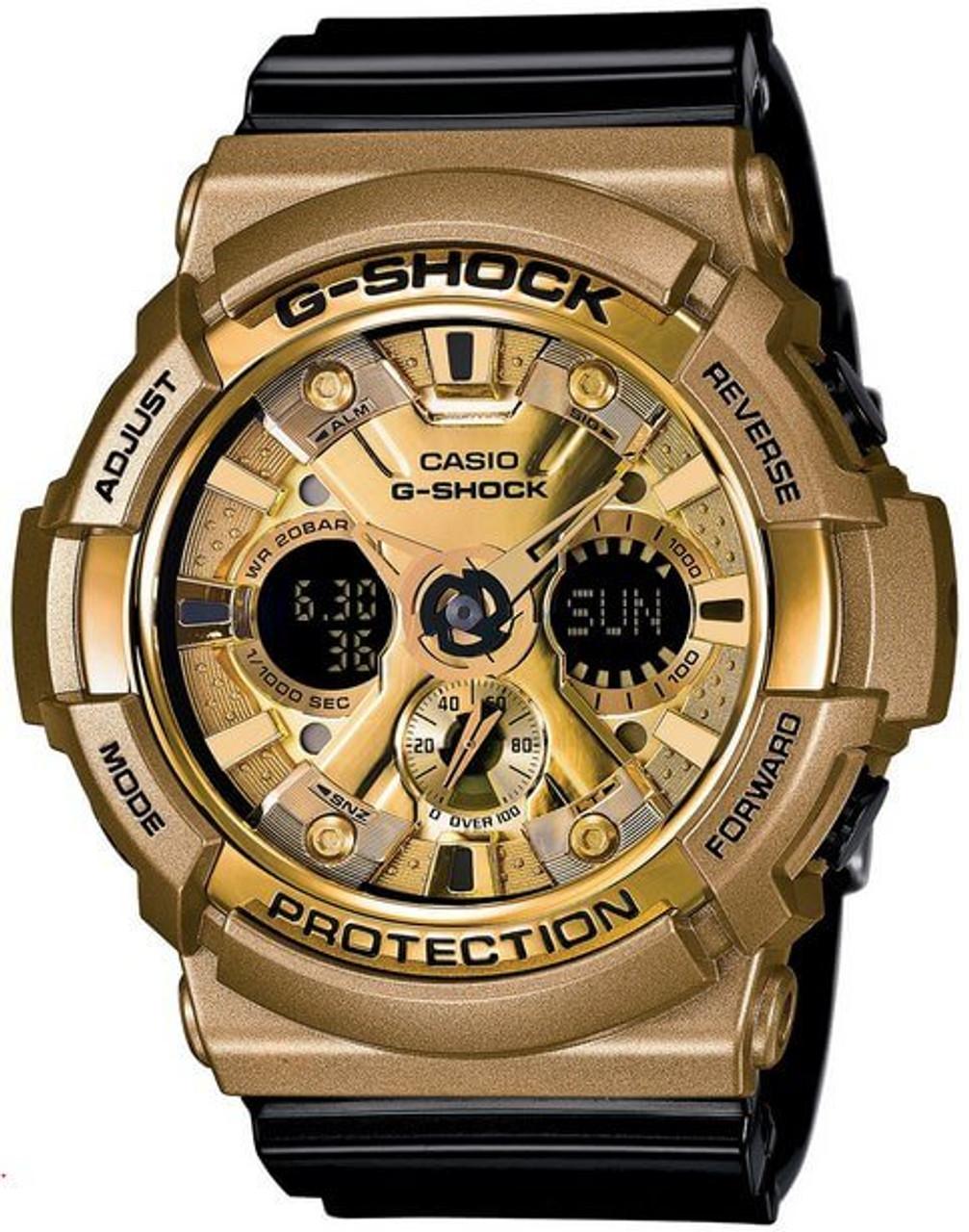Casio G-Shock GA-200GD-9B2JF
