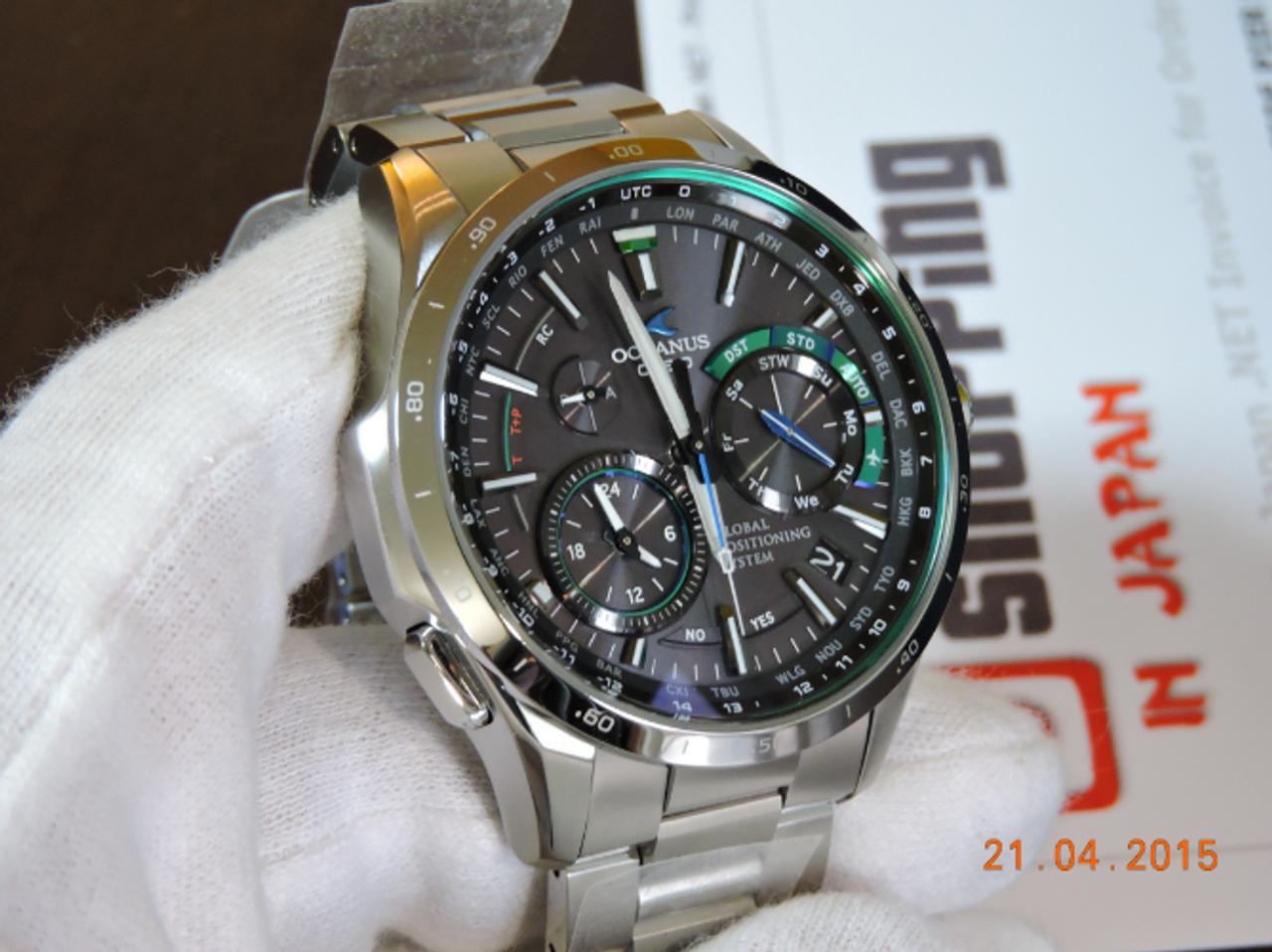 Oceanus OCW-G1000-1A2JF