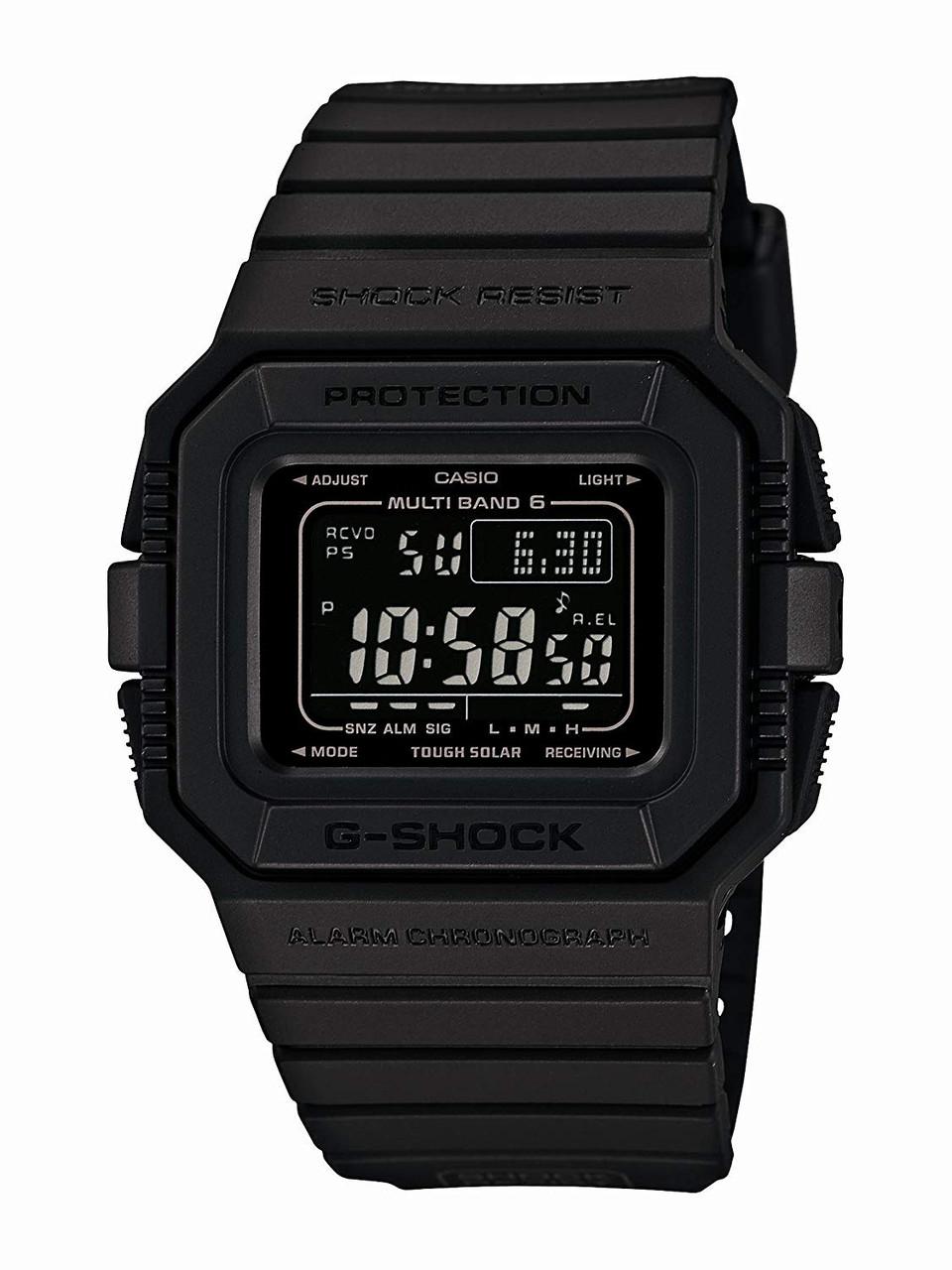 Black Casio G-Shock GW-5510-1BJF Watch