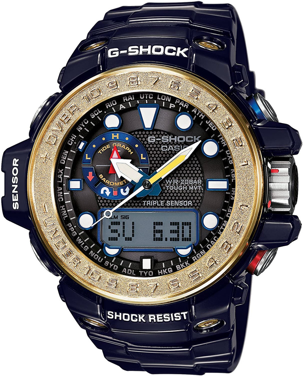 Casio G-Shock Gulfmaster GWN-1000F-2AJF