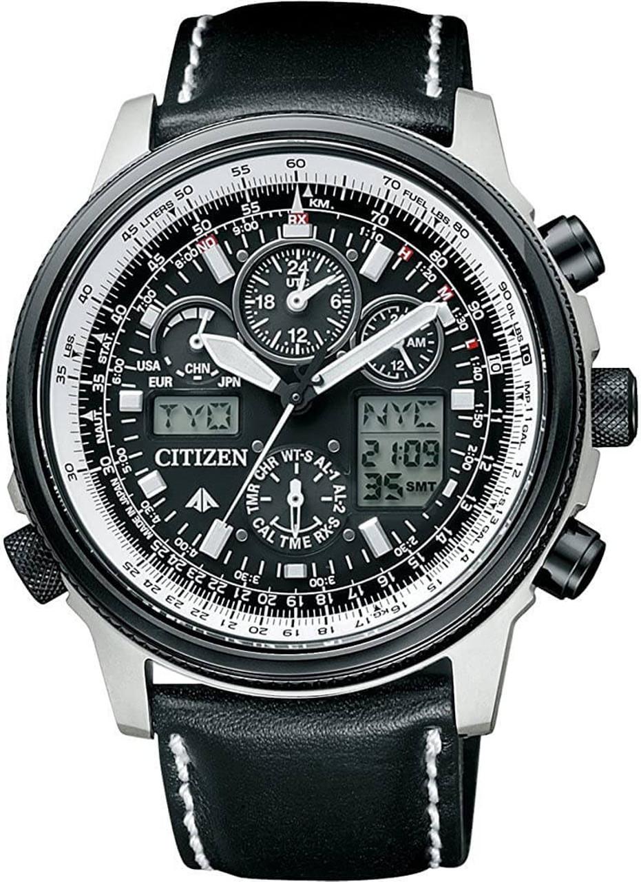 Citizen Promaster PMV65-2272 Sky Eco-Drive