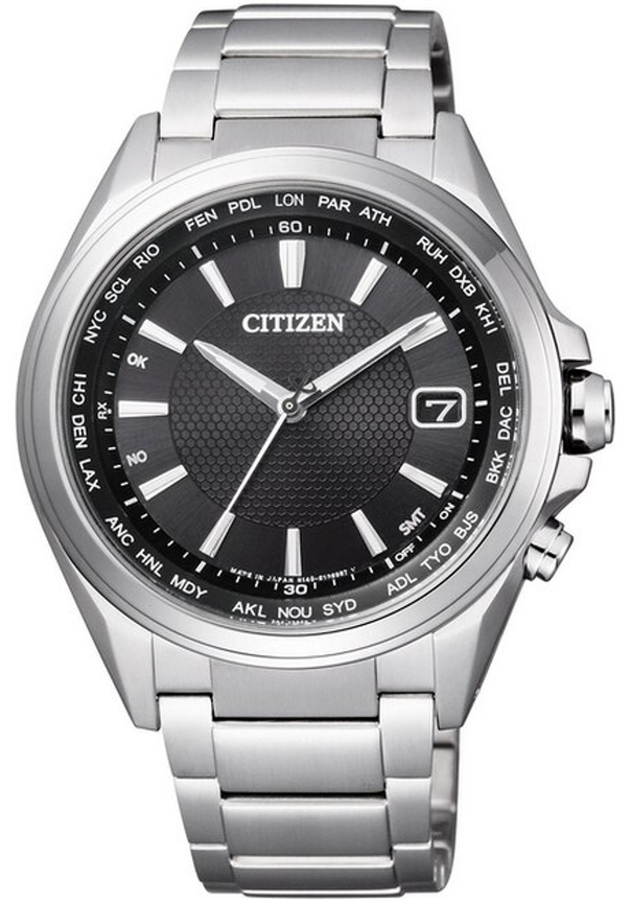 Citizen Attesa CB1070-56E Direct Flight