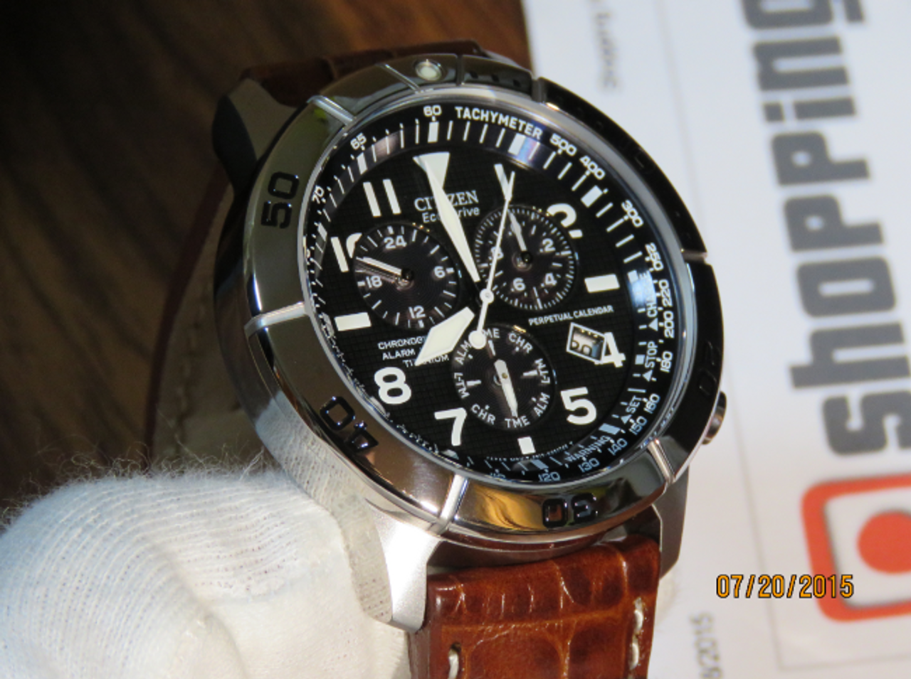 Citizen BL5250-02L Titanium