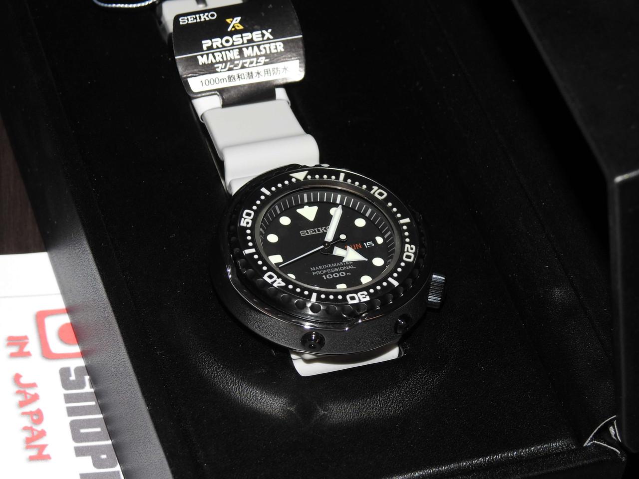 Prospex SBBN029 Marinemaster Tuna Limited