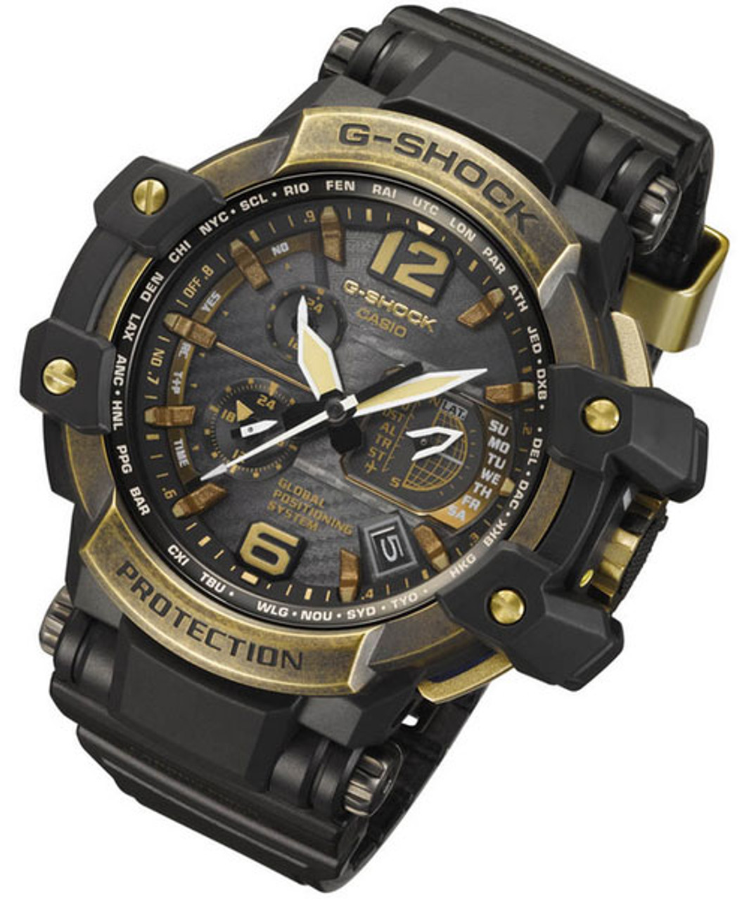 G-Shock GPS GPW-1000TBS Baselworld 2015
