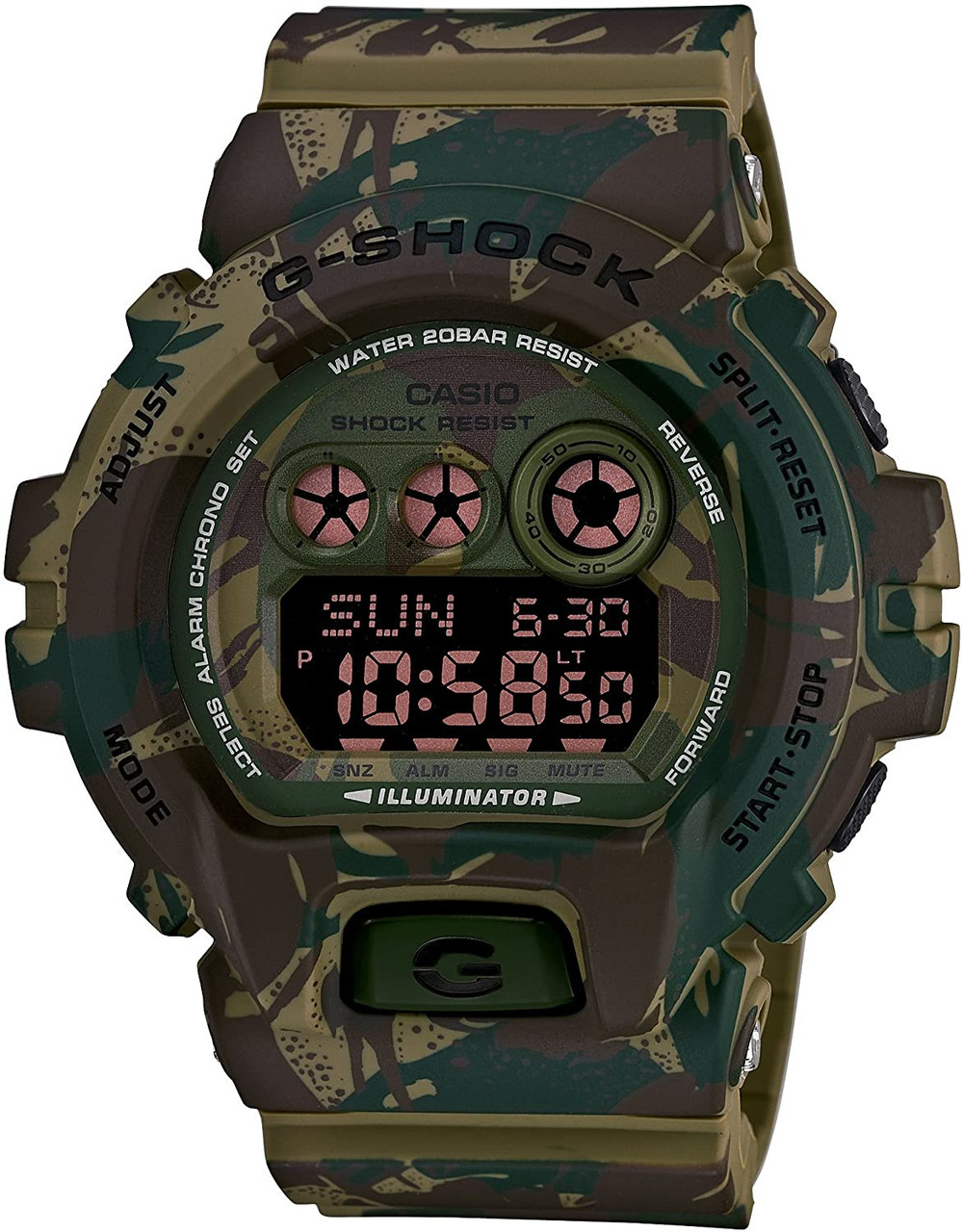 G-Shock Camouflage Series GD-X6900MC-3JR