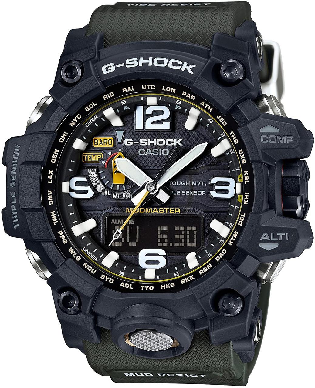 G-Shock Mudmaster GWG-1000-1A3JF