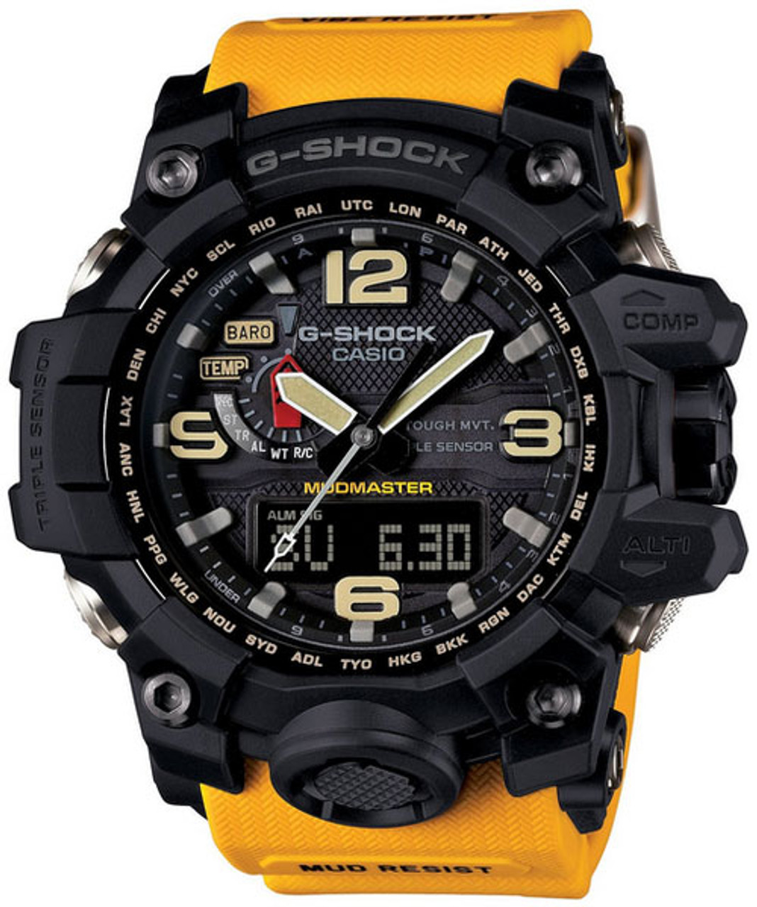 G-Shock Mudmaster GWG-1000-1A9