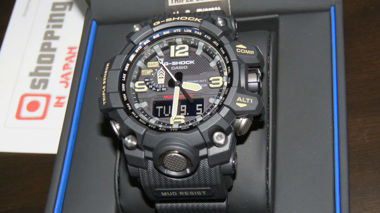 G-Shock Mudmaster GWG-1000-1A