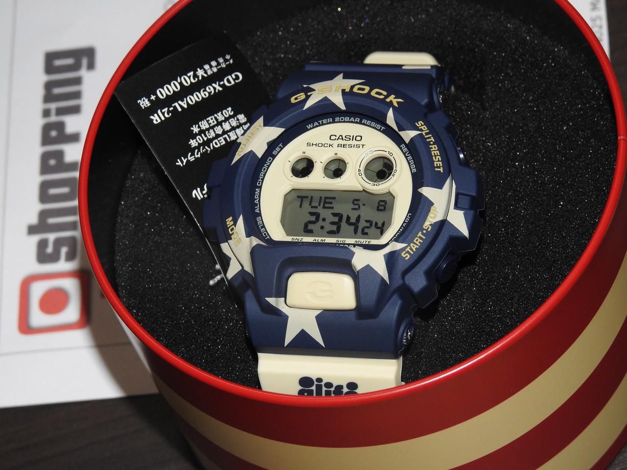 G-Shock GD-X6900AL-2JR
