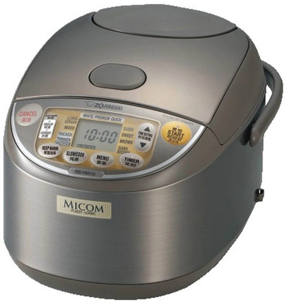 Zojirushi Rice Cooker NS-YMH18 220-230V
