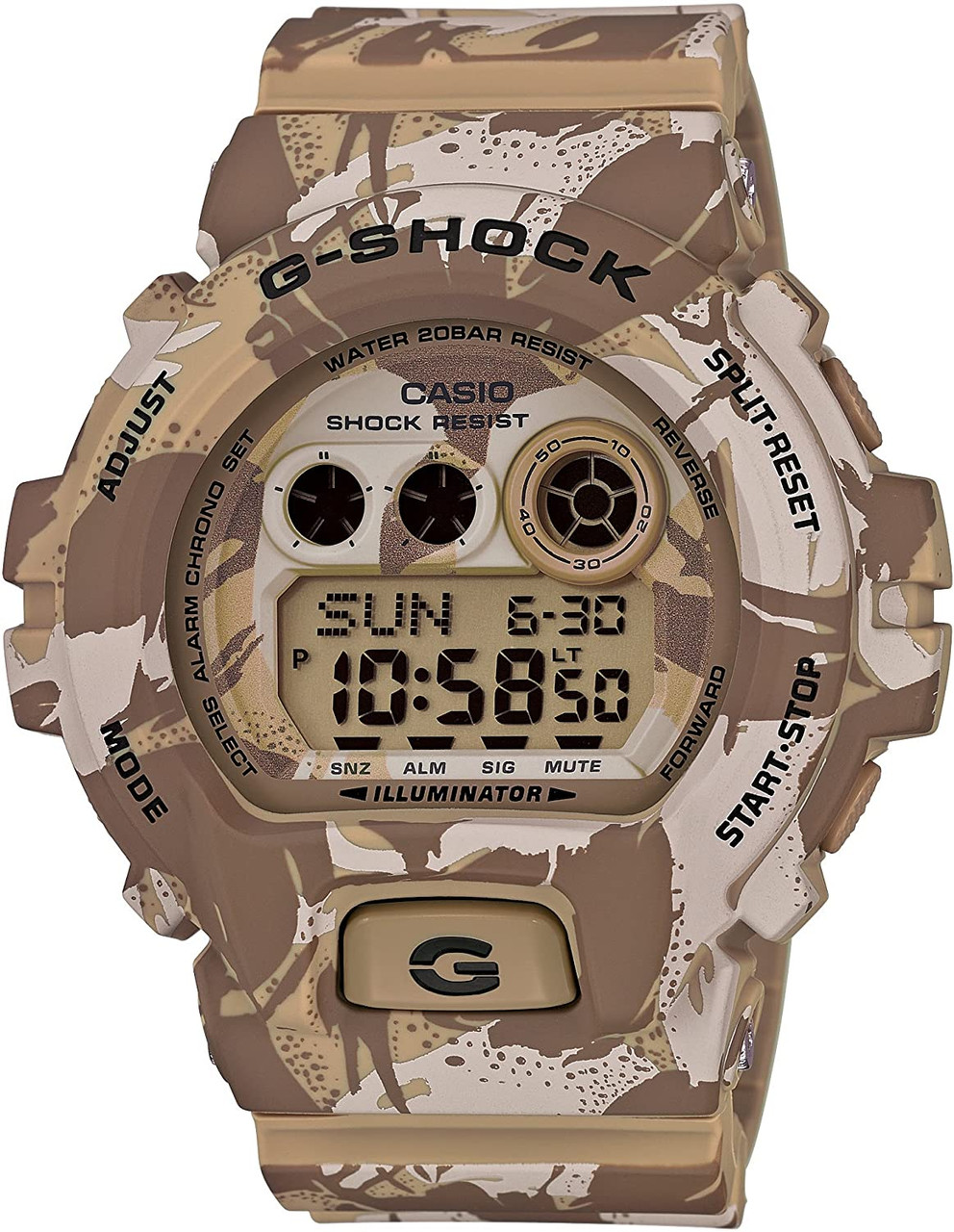 G-Shock Camouflage GD-X6900MC-5JR