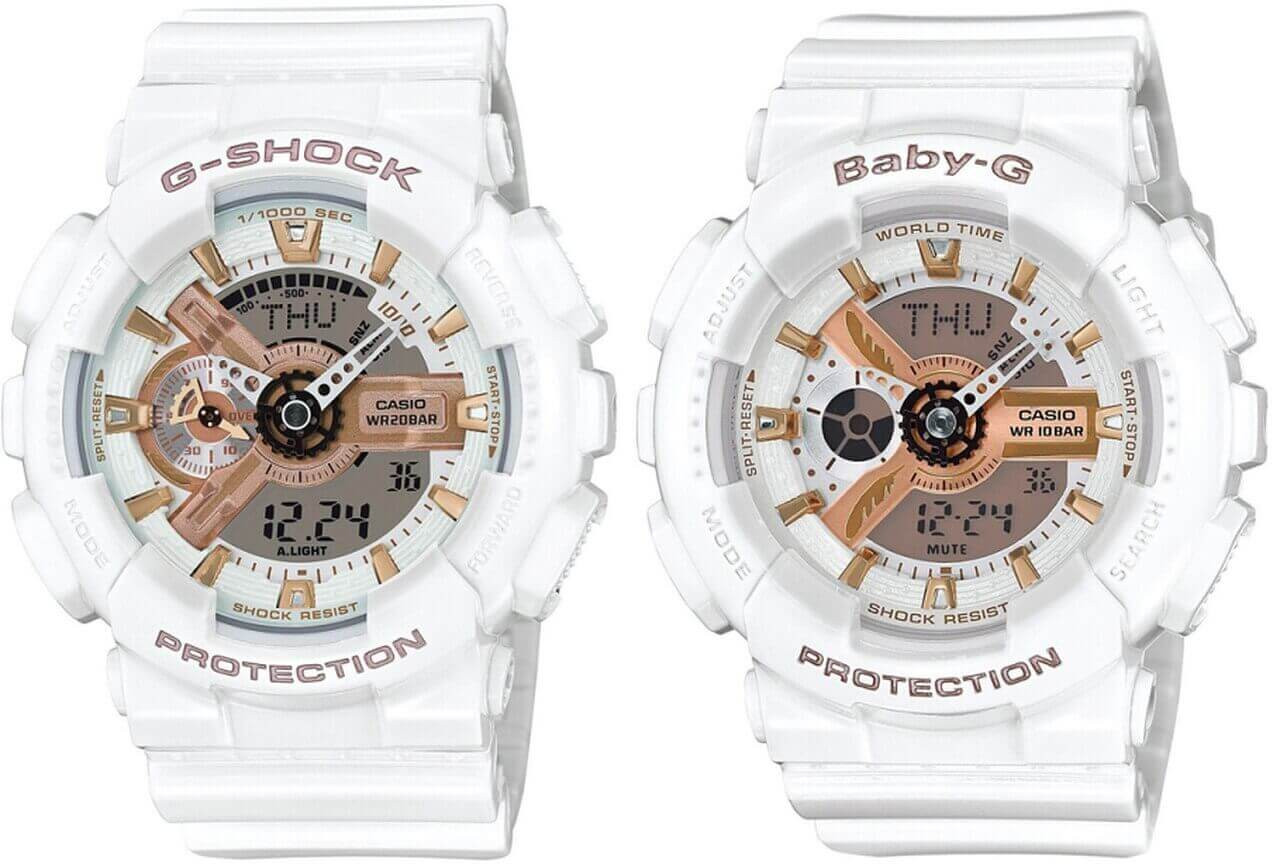 G-Shock Lover Set LOV-15A-7AJR