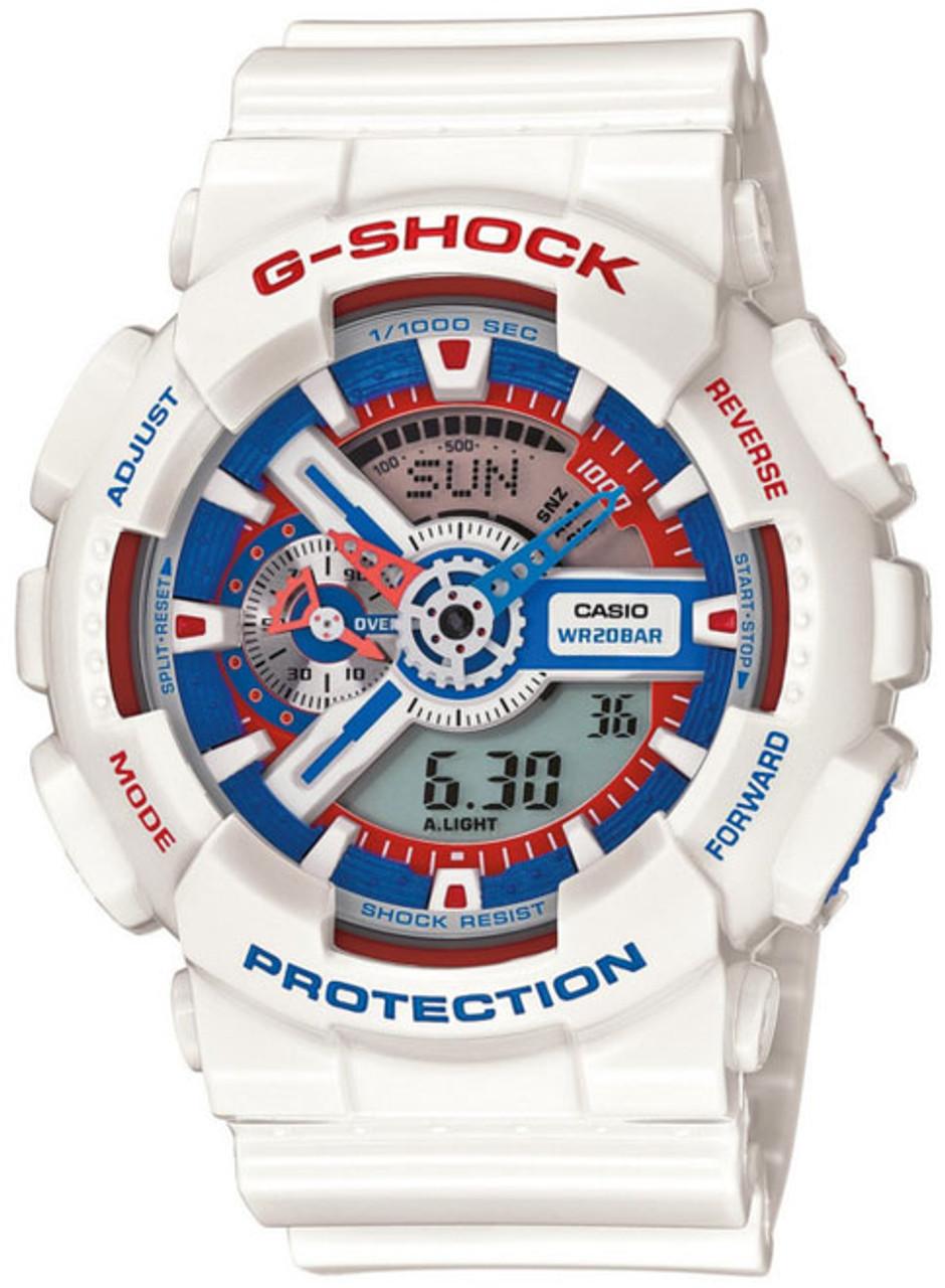 G-Shock GA-110TR-7AJF Tricolor Series