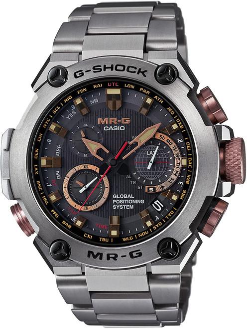 G-Shock MRG-G1000DC-1AJR Akagane GPS