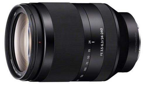 Sony FE 24-240mm f/3.5-6.3 OSS Lens SEL24240
