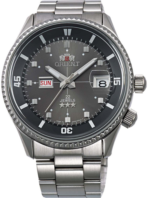 Orient King Master Gray Reissue WV0011AA