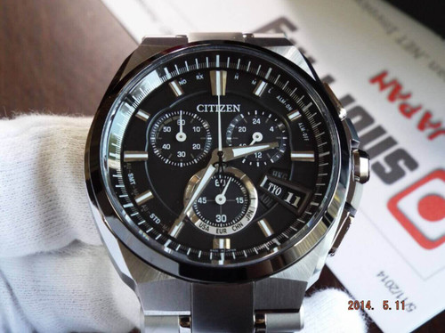 Citizen Attesa BY0040-51F Eco-Drive