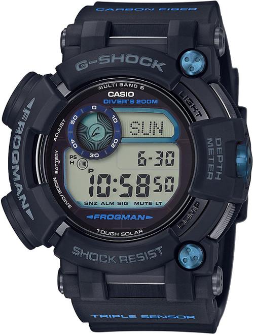 G-Shock Frogman GWF-D1000B-1JF Depth Meter