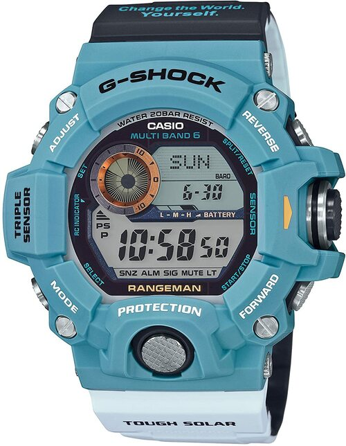 Rangeman GW-9402KJ-2JR Earthwatch Limited Edition