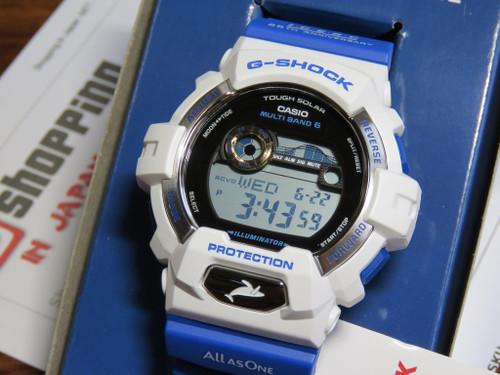 Casio GWX-8903K-7JR Dolphin Whale ICERC Limited