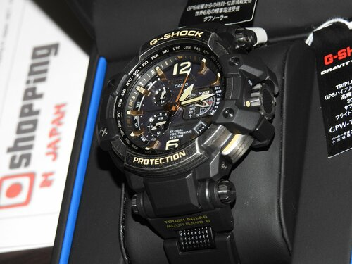G-Shock GPW-1000VFC-1AJF